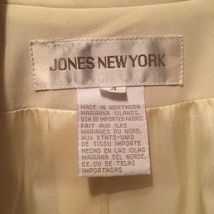Jones New York Long Dressy Jacket